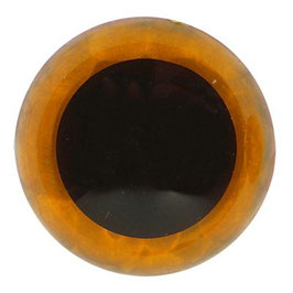 Veiligheidsogen 12 mm oranje