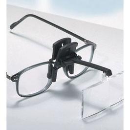 Daylight Loep klem op bril