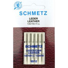Schmetz Leder 130/705 H LL 80-12