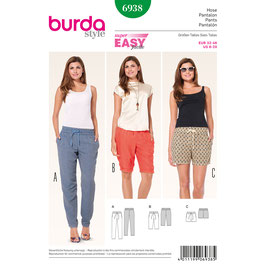 Burda patroon nr: 6938