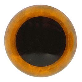 Veiligheidsogen 21 mm oranje