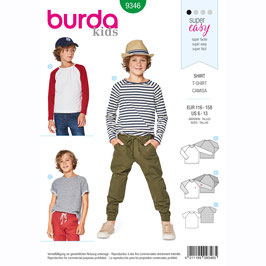 Burda patroon nr: 9346