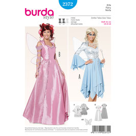 Burda patroon nr: 2372