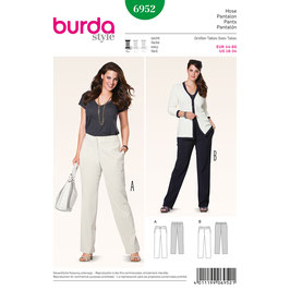 Burda patroon nr: 6952