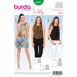Burda patroon nr: 6541
