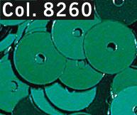 Pailletten 6mm Col.8260