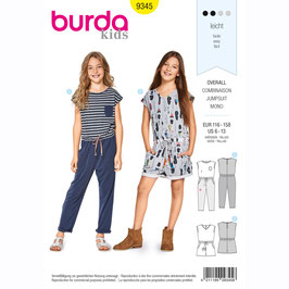 Burda patroon nr: 9345