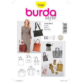 Burda patroon nr: 7158