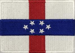 Vlag applicatie van Nederlandse Antillen