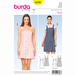 Burda patroon nr: 6538
