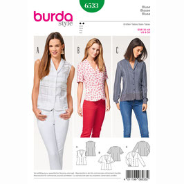 Burda patroon nr: 6533