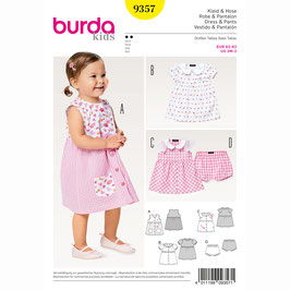 Burda patroon nr: 9357