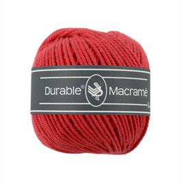 Durable Macramé Col. 316 red