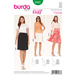 Burda patroon nr: 6937