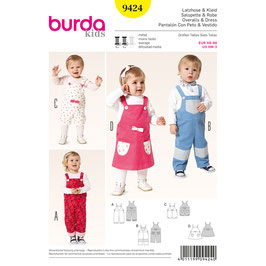 Burda patroon nr: 9424