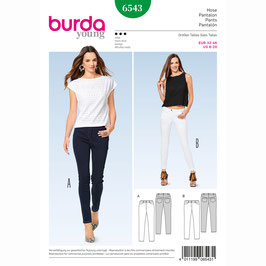 Burda patroon nr: 6543