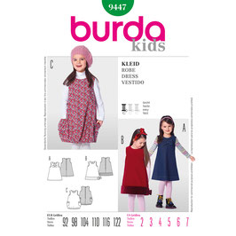 Burda patroon nr: 9447