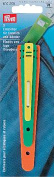 Instekers voor elastieken en bandjes