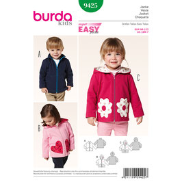 Burda patroon nr: 9425