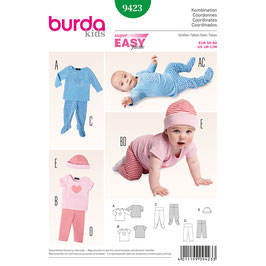 Burda patroon nr: 9423