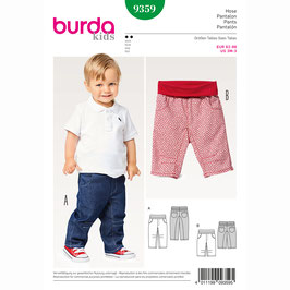 Burda patroon nr: 9359