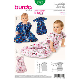 Burda patroon nr: 9382
