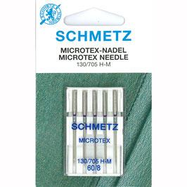 Schmetz 130/705 H-M microtex 60-8