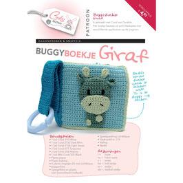 Cute Dutch patroonboekje van buggyboekje Giraf