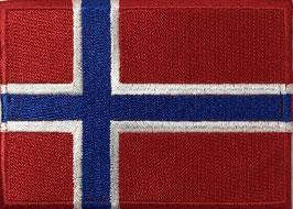 Vlag applicatie van Noorwegen