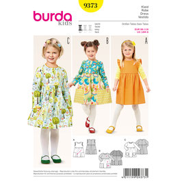 Burda patroon nr: 9373