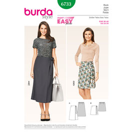 Burda patroon nr: 6733