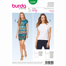Burda patroon nr: 6540