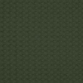 Wafelstof donker groen Col 542