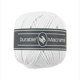 Durable Macramé Col. 310 white