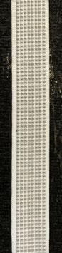Rigilene baleinenband 12 mm wit