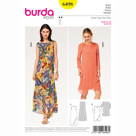 Burda patroon nr: 6498