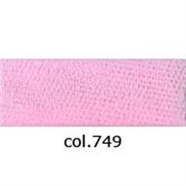 Tule licht roze 280 cm breed