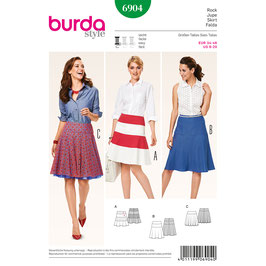 Burda patroon nr: 6904