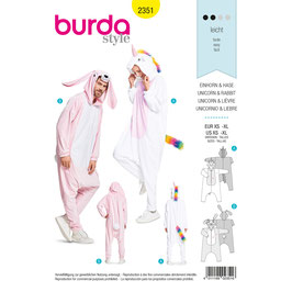 Burda patroon nr: 2351