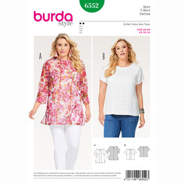 Burda patroon nr: 6552
