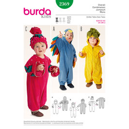 Burda patroon nr: 2369