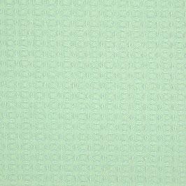 Wafelstof licht groen Col 567