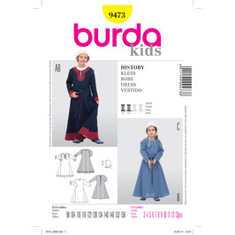 Burda patroon nr: 9473