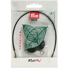 Prym KnitPro brei- haaknaald draad 40 cm