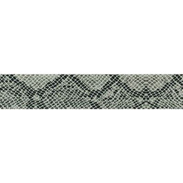 Elastiek slangenprint 40mm breed