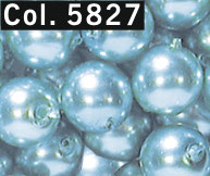 Renaissance kralen 6mm Col 5827