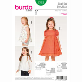 Burda patroon nr: 9362