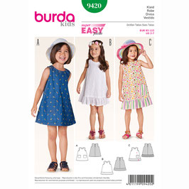 Burda patroon nr: 9420