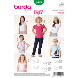 Burda patroon nr: 9439