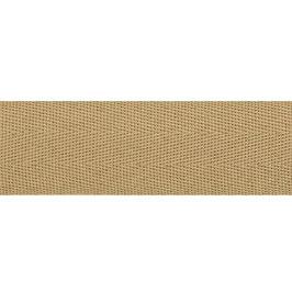 Keperband polyester 30 mm Beige